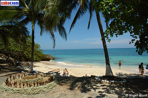 Villa Maguana Private Beach