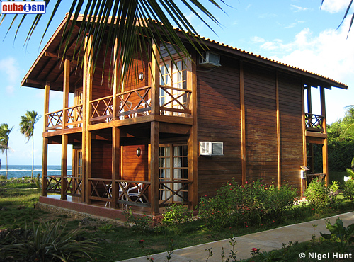 Villa Maguana Wood Cabin Next To Sea
